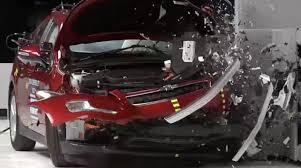 video iihs some small cars u201cstruggle u201d with crash test bestride