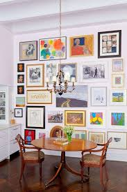 home interior design gallery hanging the gallery wall isn t as as you think