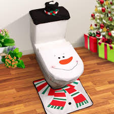 Christmas Bathroom Rugs Bathroom Christmas Decorations Christmas Lights Decoration