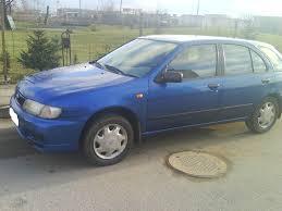 nissan blue car naudotos automobilių dalys autolauzynai lt
