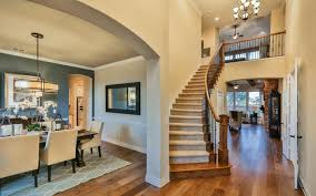 Elegant Entryways Empire At The Heights At Indian Springs In San Antonio Texas Pulte