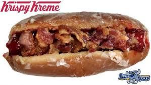 krispy kreme bacon donut neatorama