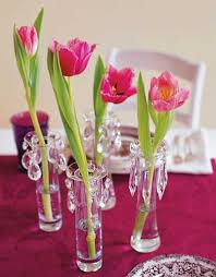 Crystal Vases For Centerpieces 14 Simple Spring Flower Arrangements Table Centerpieces And