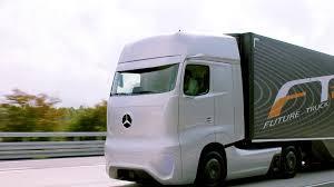 future mercedes truck futuristic truck mercedes benz future truck 2025 youtube