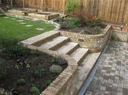 29 best stepped garden images on pinterest back garden ideas