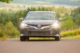 2018 toyota camry hybrid xle 4dr sedan 2 5l 4cyl gas electric