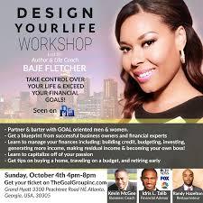 design your life atlanta featuring inspirational speaker author