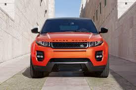 land rover orange range rover evoque autobiography dynamic pictures range rover