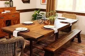 Distressed Kitchen Tables Kitchen Kitchen Table Bench Inside Fresh Diy Kitchen Table Bench