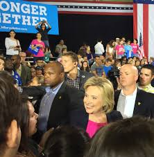 Hillary Clinton Hometown by Hillary Clinton Visits Fort Pierce Coral Springs On Friday Post