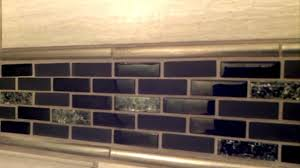 Decorating Charming Tile Backsplash Edging With Schluter Strip Ideas - Backsplash trim ideas