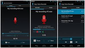 record audio android top 5 android audio recorder software leawo tutorial center