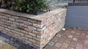 Garden Walls And Fences by Contact Us For Beautiful Garden Walls In The Oldbury Area