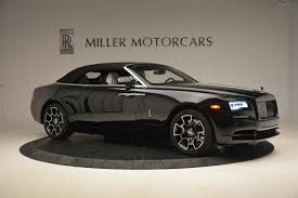 roll royce dawn 2018 rolls royce dawn black badge stock r433 for sale near