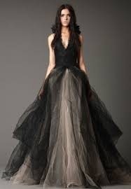 Stylish Wedding Dresses Stylish Bridal Dresses In Black Colors Outfit4girls Com