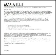teacher assistant cover letter teaching assistant cover letter