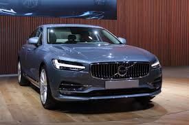 volvo truck 2017 price 2017 volvo s90 priced from 47 945
