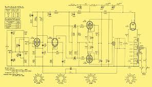Transformer Coupled Transistor Amplifier Schematic Mullard 5 10 Ten Watt Amplifier