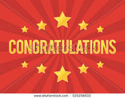 congratulation poster congratulations stock images royalty free images vectors