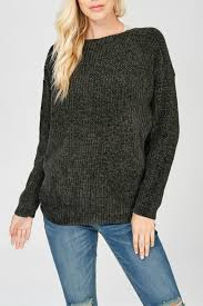 wrap sweater top wishlist chenille wrap sweater from hshire by pretty