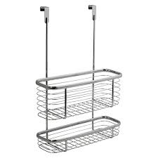 Kitchen Cabinet Storage Accessories Amazon Com Interdesign Axis Over The Cabinet Kitchen Storage