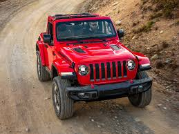 jeep wrangler red 2018 jeep wrangler debuts at la auto show carmagram