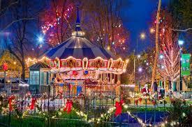 philadelphia light show 2017 franklin square holiday festival light show