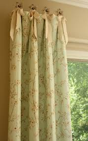 Cotton Tie Top Curtains by Curtains Tab Curtains Inviting Jcpenney Tab Curtains U201a Compelling