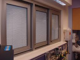 Magnetic Mini Blind Blinds For Doors With Windows Ideas Replacement French Side Front