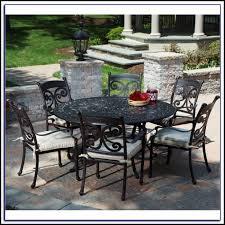 Black Cast Aluminum Patio Furniture Cast Aluminum Patio Furniture Sets Patios Home Decorating