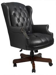 Black Leather Chairs Office Leather Chairs Office Table