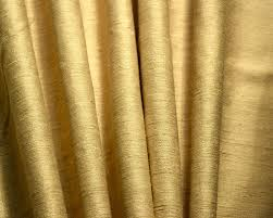 Raw Silk Drapery Panels by Raw Silk Fabric Swatches Dreamdrapes Com