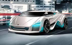 lamborghinis cars electric lamborghini rompighiaccio concept cars