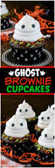 ghost brownie cupcakes inside brucrew life