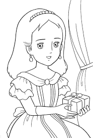 princess coloring pages cartoons printable coloring pages