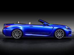 new lexus rcf imagining a lexus rc f convertible lexus enthusiast