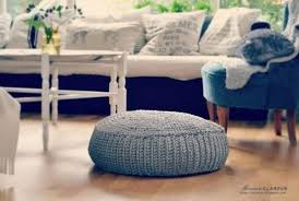 pouf ideas diy projects craft ideas u0026 how to u0027s for home decor with