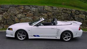 2004 white mustang convertible oxford white 2004 saleen s281 sc ford mustang convertible