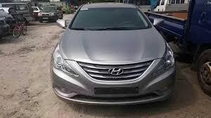 used cars hyundai sonata used cars hyundai yf sonata 2012 lpg 20150722