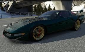 95 chevy corvette 1995 chevy corvette zr 1 replay forza motorsport 5