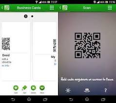 App For Scanning Business Cards Best Free Business Card Scanner Apps For Android Androidleo