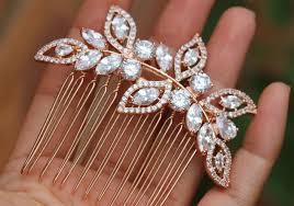 hair comb accessories bridal hair comb gold hair comb hair accessories bridal hair