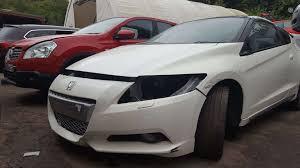 Honda Crz Angliskas Automobilis Dalimis Www Daviva Lt 2010 M
