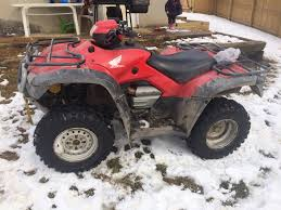 new to me foreman 500 honda atv forum