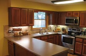 Over Cabinet Lighting For Kitchens Kitchen Cabinets Over Sink