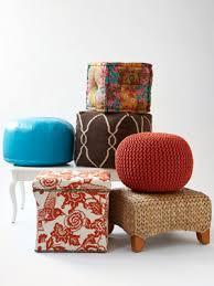 cheap ottomans cool furniture ottomans