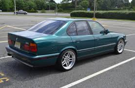 bmw e34 green projekt e34 pinterest bmw bmw m5 and cars
