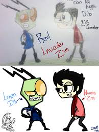 Invader Zim Memes - invader zim rev draw meme by yusunaby on deviantart