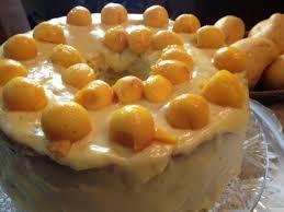 how to make a manila mango chiffon cake with mango frosting