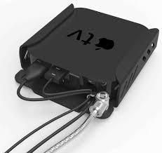 appletv mount apple tv security mount apple tv lock